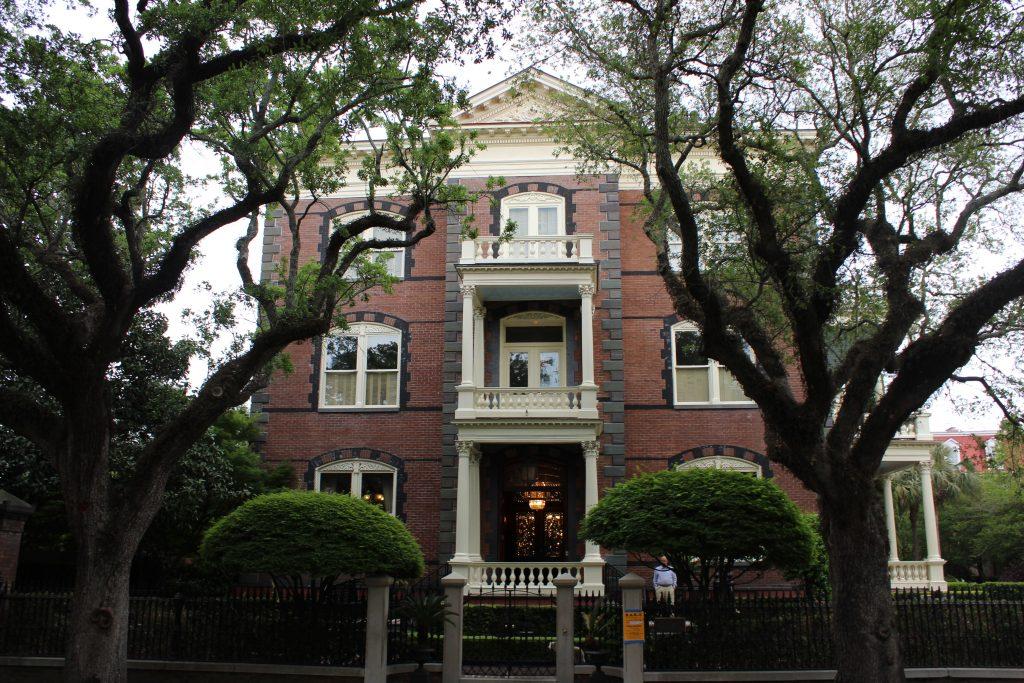 Calhoun Mansion à Charleston